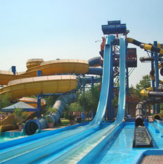 Aqualand in Corfu